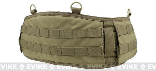 Condor Gen 2 Battle Belt - Tan / Large