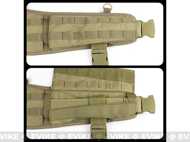 Condor Gen 2 Battle Belt - Tan  (Size: Large)