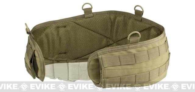 Condor Gen 2 Battle Belt - Tan  (Size: Small)