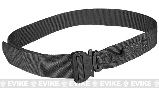 5.11 Tactical Maverick Assaulters Belt - Black (Size: Small)