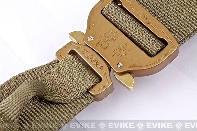 z 5.11 Tactical Maverick Assaulters Belt - Sandstone / Small
