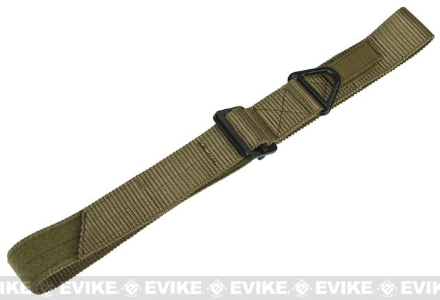 Lancer Tactical Riggers Belt - Tan (Size: X- Large)