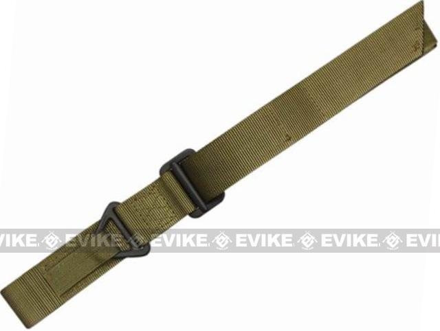 Condor Outdoor Forged Steel Tactical Riggers Belt - Tan (Size: Medium / Large)