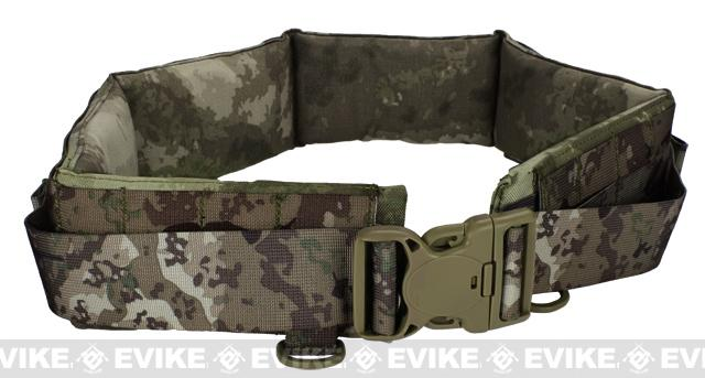 Matrix Emerson Padded Pistol Belt - Arid Camo / Medium