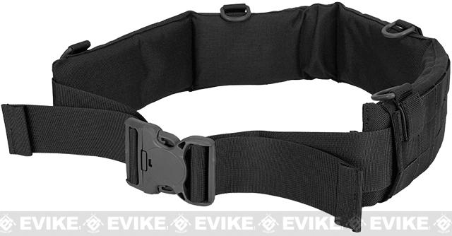 Matrix Emerson Padded Pistol Belt - Black / Large