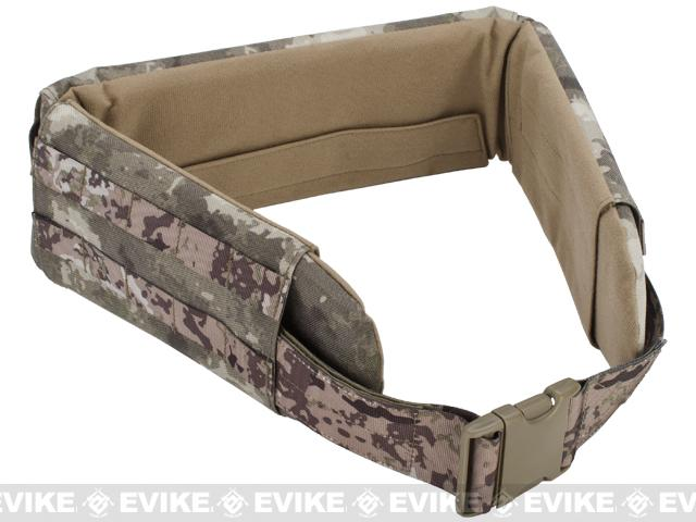 z Matrix Emerson XL Padded Pistol Belt - Arid Camo