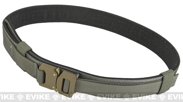 Emerson 1.5 Rigid Duty / Shooters Belt - Foliage Green (Size: Large)