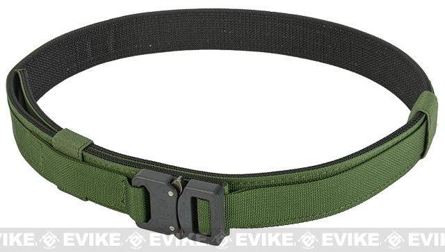 Emerson 1.5 Rigid Duty / Shooters Belt - OD Green (Size: Medium)