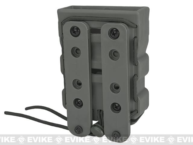 Battle Style Bite-MG M4/M16 Hardshell Magazine Pouch - Ranger Green