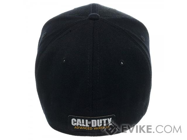 Call of Duty: Advanced Warfare Sentinel Embroidered  Flex Cap - Black
