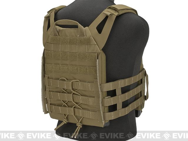 Pre-Order ETA June 2017 Crye Precision Jumpable Plate Carrier™ 2.0 (JPC) - Coyote (Size: Large)