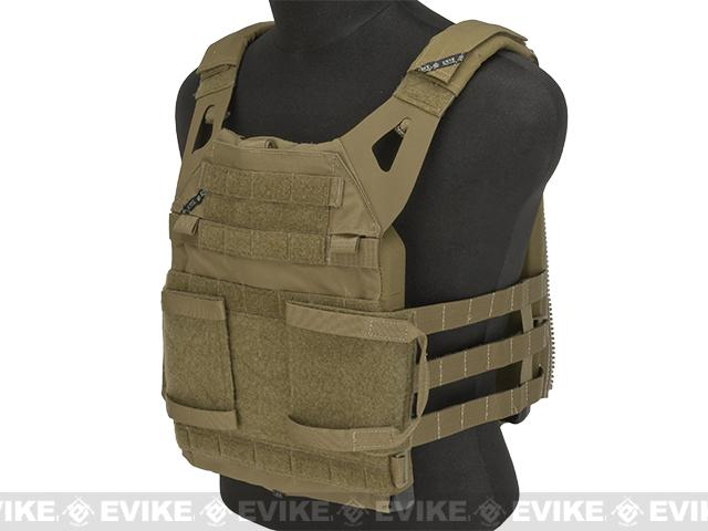Crye Precision Jumpable Plate Carrier� 2.0 (JPC) - Coyote (X-Large)