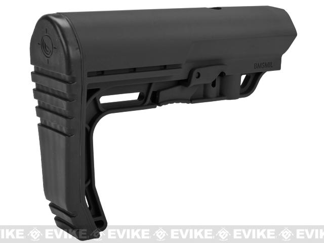 Mission First Tactical Battlelink Minimalist Stock for M4 Series AEG - Black