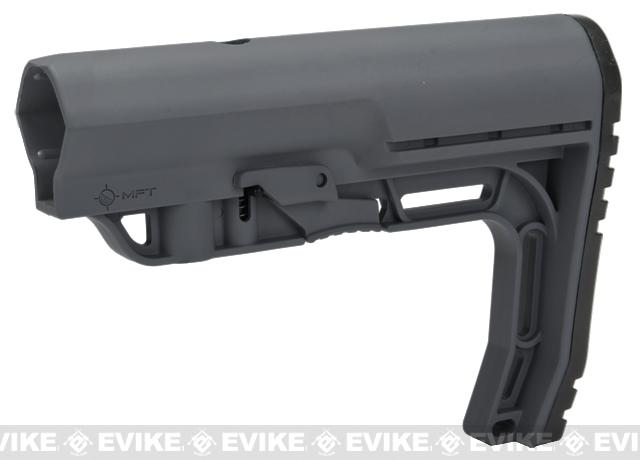 Mission First Tactical Battlelink Minimalist Stock for M4 Series AEG - Grey