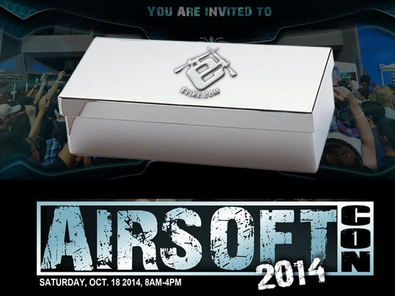 The Box of Con-ness (Edition: Airsoftcon 2014 Convention Only Edition)