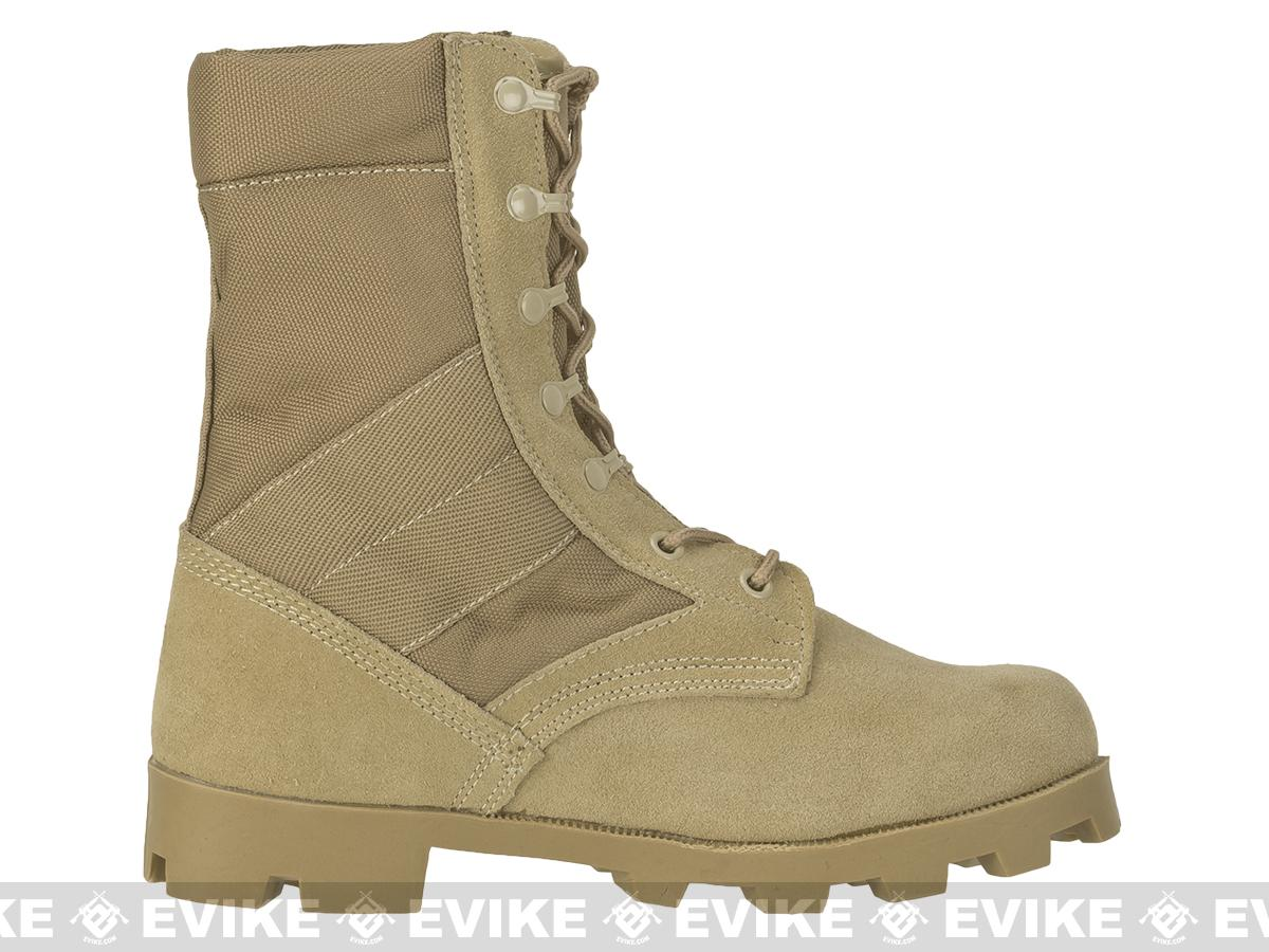 Rothco G.I. Type Desert Speedlace Jungle Boots - Tan (Size: 12)