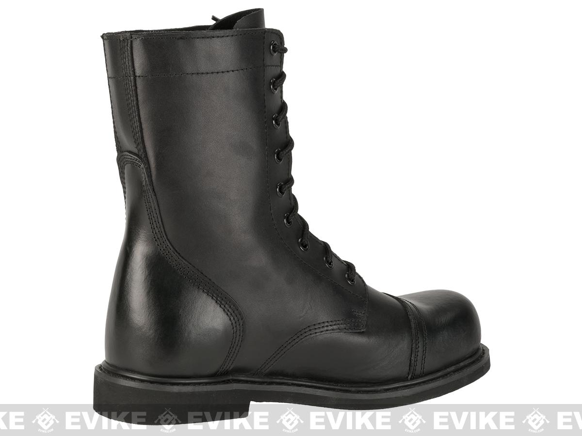 Rothco 5092 G.I. Style Steel Toe Combat Boot - Black (Size: 10)