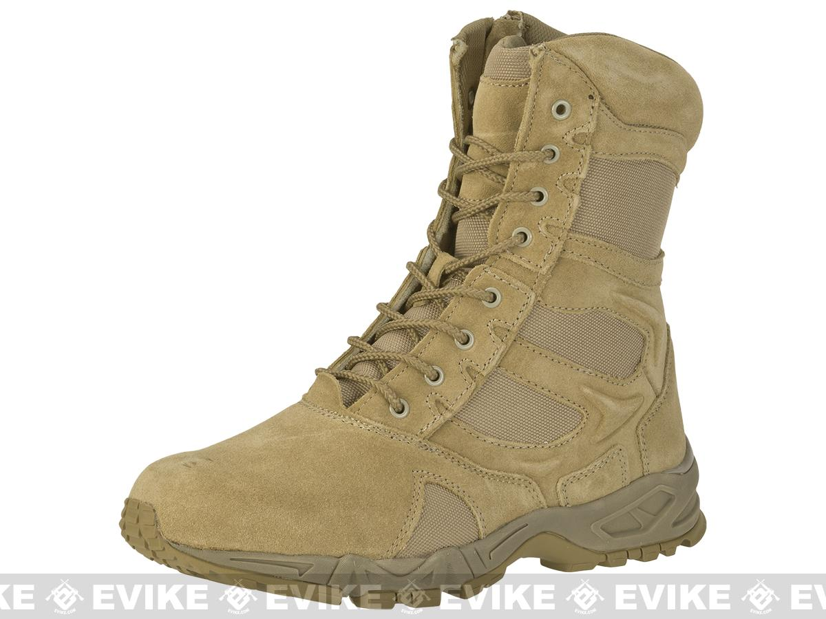 Rothco 5357 Desert Forced Entry Deployment Boot - Tan (Size: 8)
