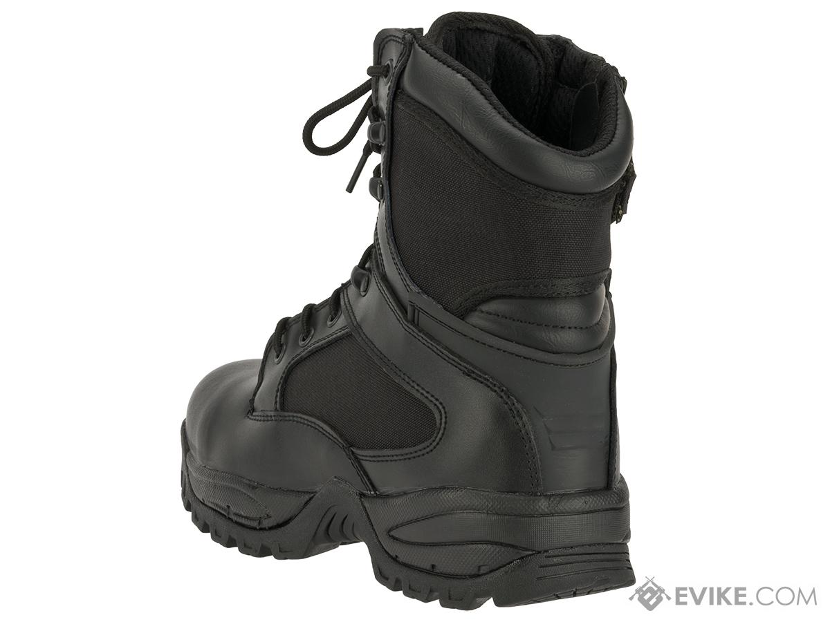 Tru-Spec Tactical Side Zipper Boots - Black (Size: 10)