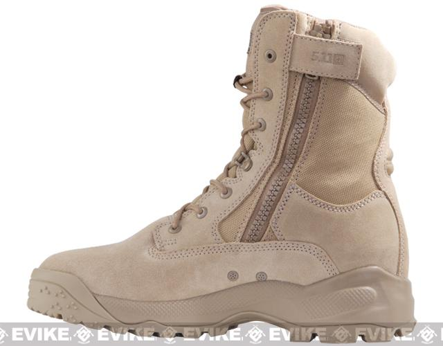 5.11 Tactical A.T.A.C 8 Coyote Boots (Size: 9)