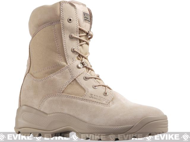 5.11 Tactical A.T.A.C 8 Coyote Boots (Size: 6)