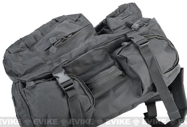 NcSTAR Tactical Back Pack - Urban Grey