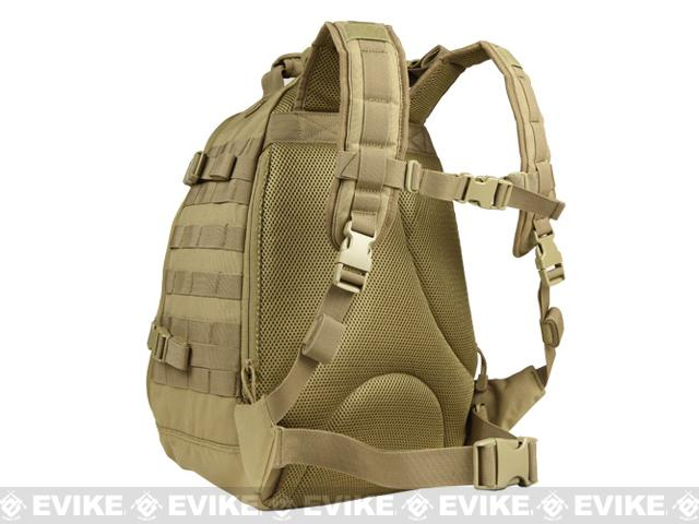 Condor Mission Pack Backpack - Tan