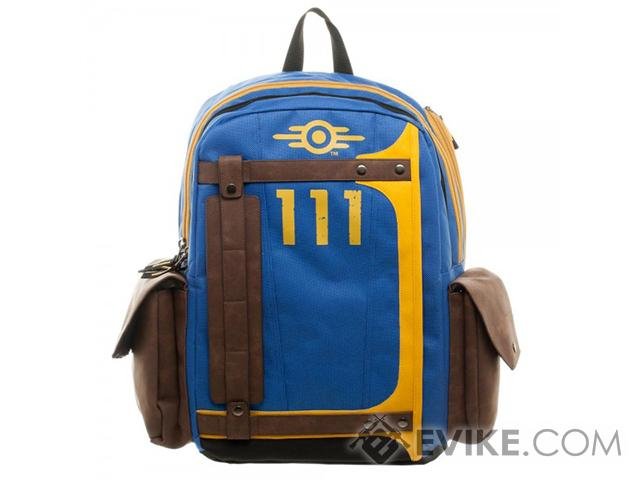 Fallout Vault 111 Vault-Tec Jumpsuit Backpack