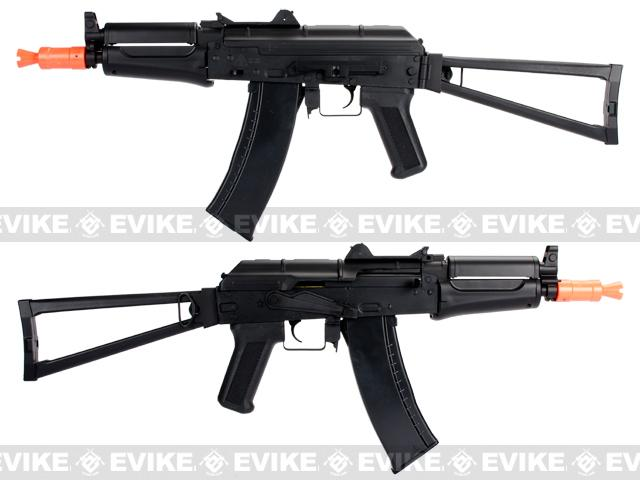 z Bravo AK74U Airsoft AEG Rifle w/ Metal Gearbox by Echo1