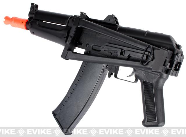 Bravo AK74U Airsoft AEG Rifle w/ Metal Gearbox by Echo1