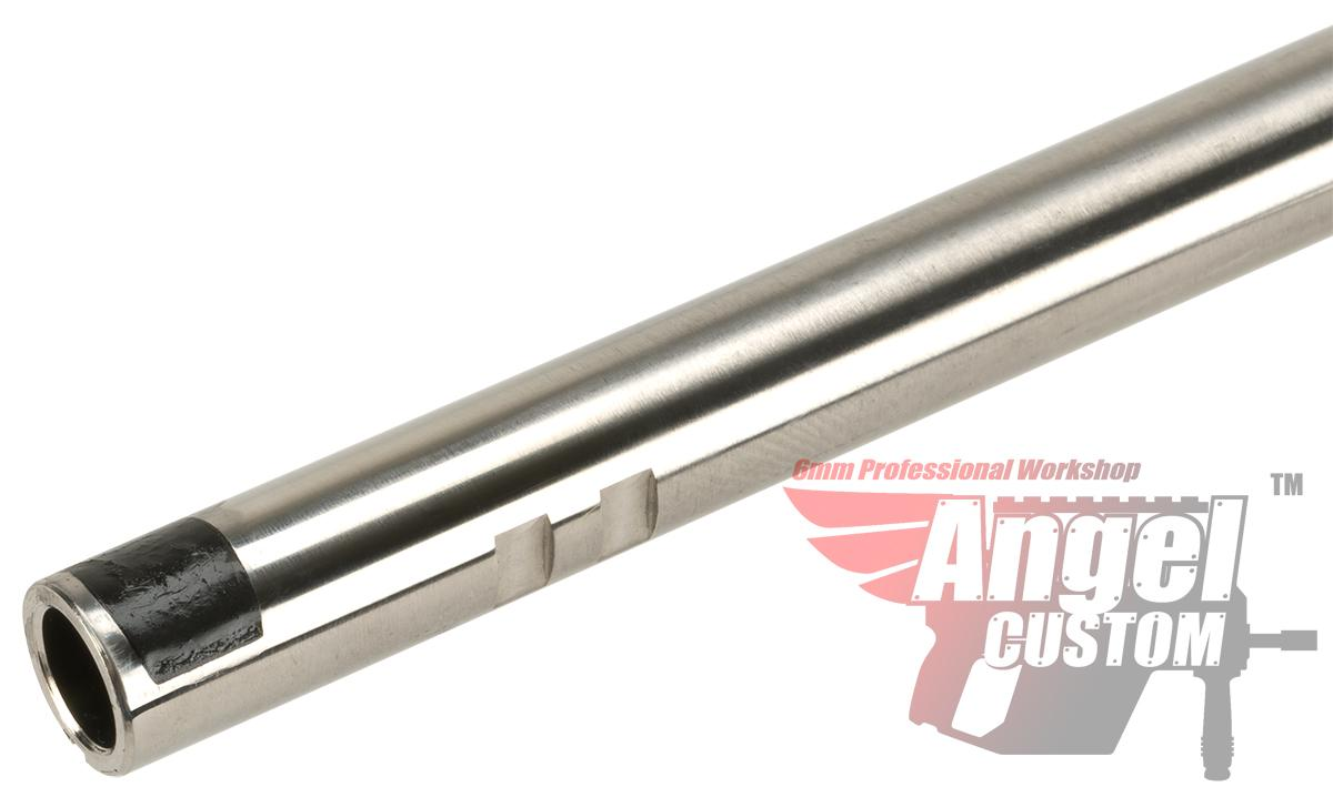 Angel Custom 395mm Stainless Steel 6.01mm Tightbore Inner Barrel with RHOP Installed by Umbrella Armory