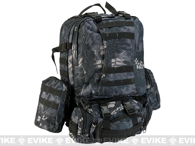 Matrix Explorer Three Day Assault Backpack - Urban Serpent