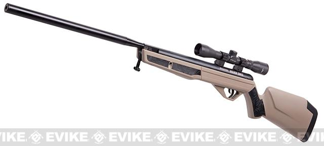 Crosman Eva Shockey Golden Eagle Hunting Air Rifle with 4x32 Scope (.177 Cal AIRGUN NOT AIRSOFT)