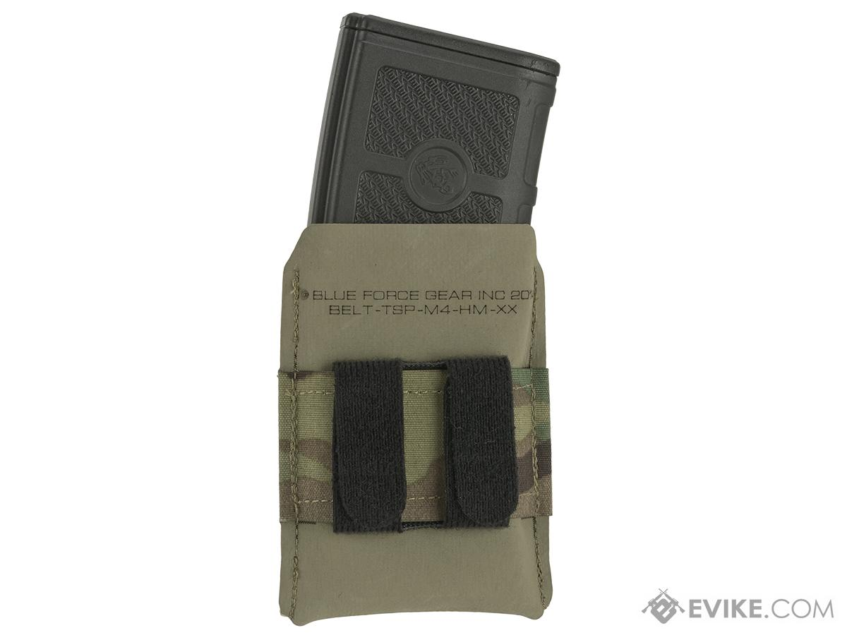 Blue Force Gear Belt-Mounted Ten-Speed�  Low Rise M4 Magazine Pouch - Multicam