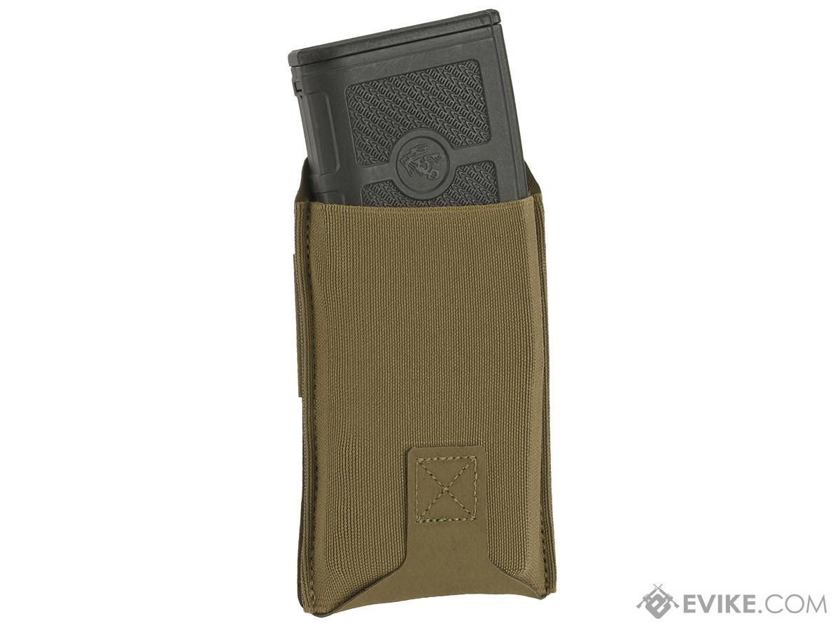 Blue Force Gear Belt-Mounted Ten-Speed®  Low Rise M4 Magazine Pouch - Coyote Brown