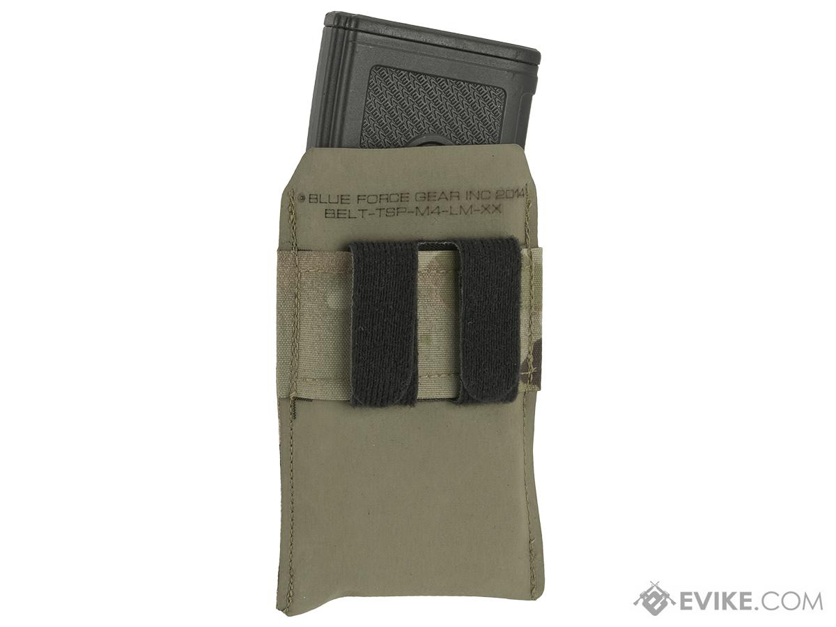 Blue Force Gear Belt-Mounted Ten-Speed®  Low Rise M4 Magazine Pouch - Multicam
