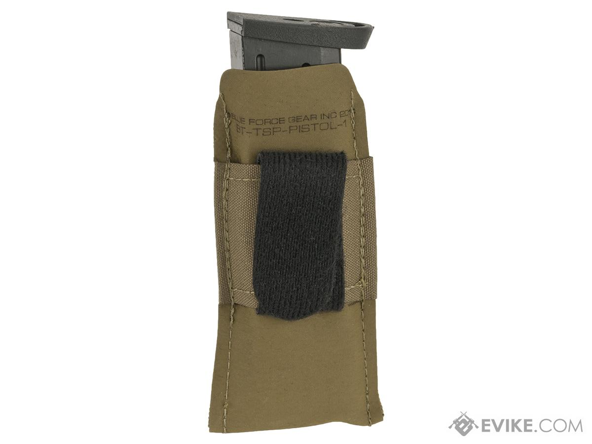 Blue Force Gear Belt-Mounted Ten-Speed®  Pistol Magazine Pouch - Coyote Brown