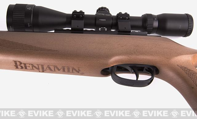 Benjamin Trail Nitro-Piston .22 Caliber  XL Magnum with Wood Stock and  3-9x40 Scope (.22AIRGUN NOT AIRSOFT)