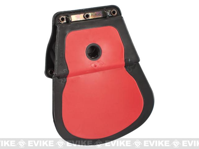 Fobus Elite Concealed Paddle Holster - .45 1911