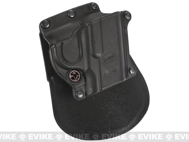 Fobus Elite Concealed Paddle Holster - .45 1911 Compact