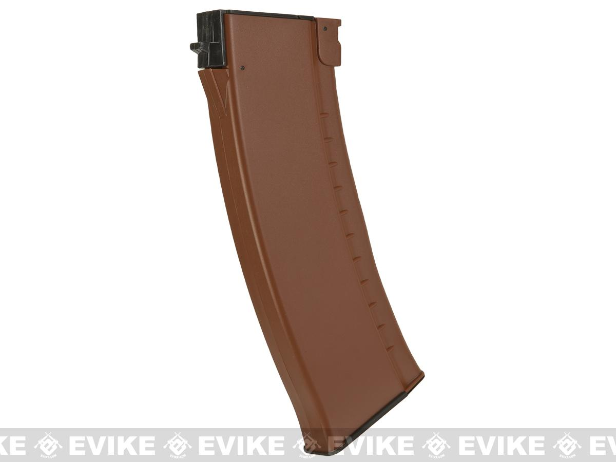 520rd FlashMag Hi-Cap Magazine for AK Series Airsoft AEG Rifle by CYMA / Matrix