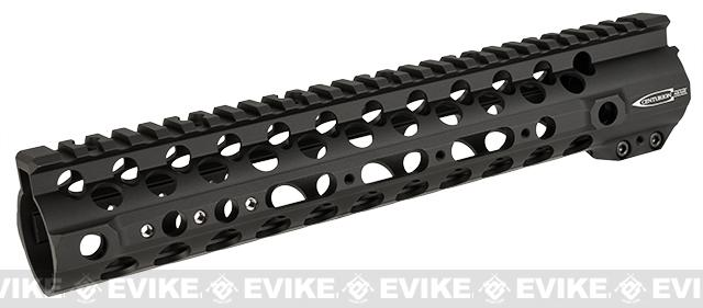 PTS Licensed Centurion Arms CMR Rail 11 for M4 / M16 Series Airsoft AEG / GBB Rifles - Black
