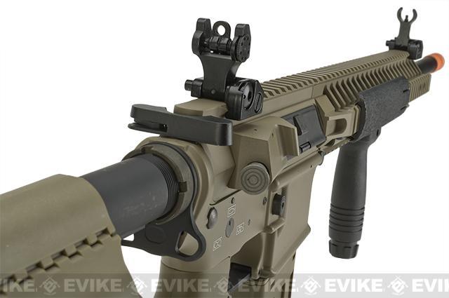 Classic Army Full Metal ECR-6 Airsoft AEG Rifle - Dark Earth