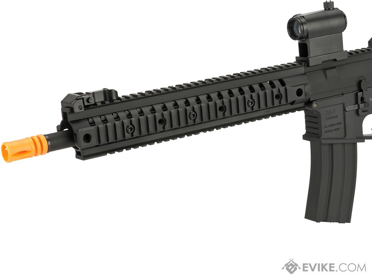 Classic Army ARS3S-13 Modular Rail Metal Airsoft AEG - Black