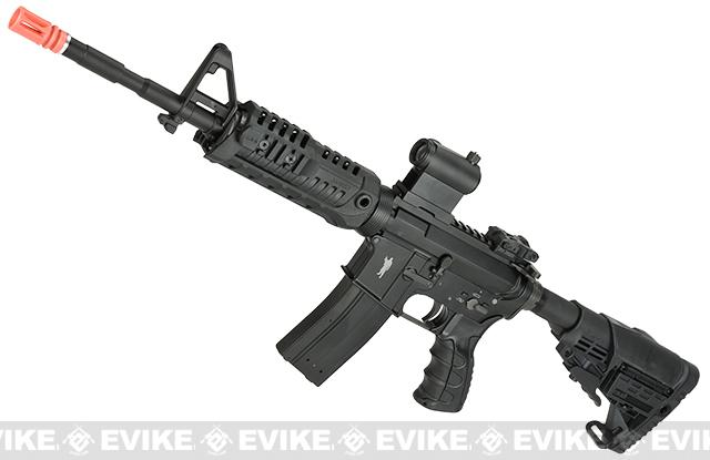 CAA Licensed M4 Carbine Airsoft GBB Rifle - Black