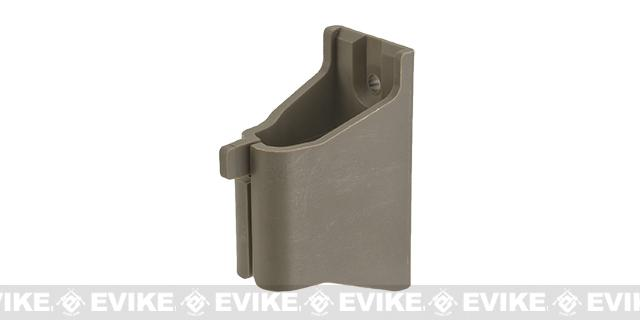 CAA Magazine Holder/Clip for Airsoft G-Series RONI Pistol Conversion Kits - Dark Earth