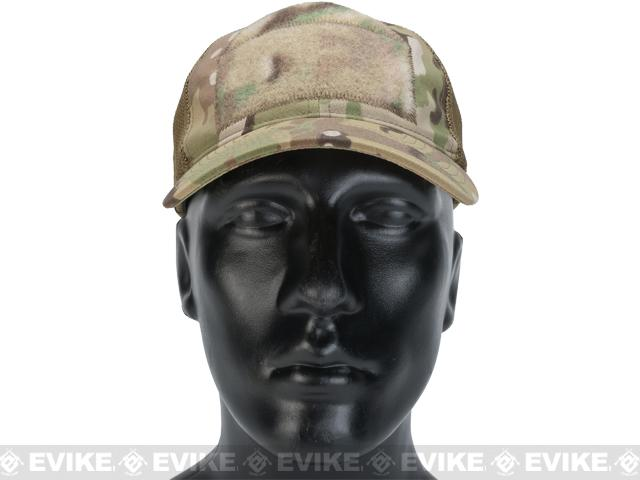 Mil-Spec Monkey MSM CG Hat Mesh DLUX - Multicam (Small - Medium)