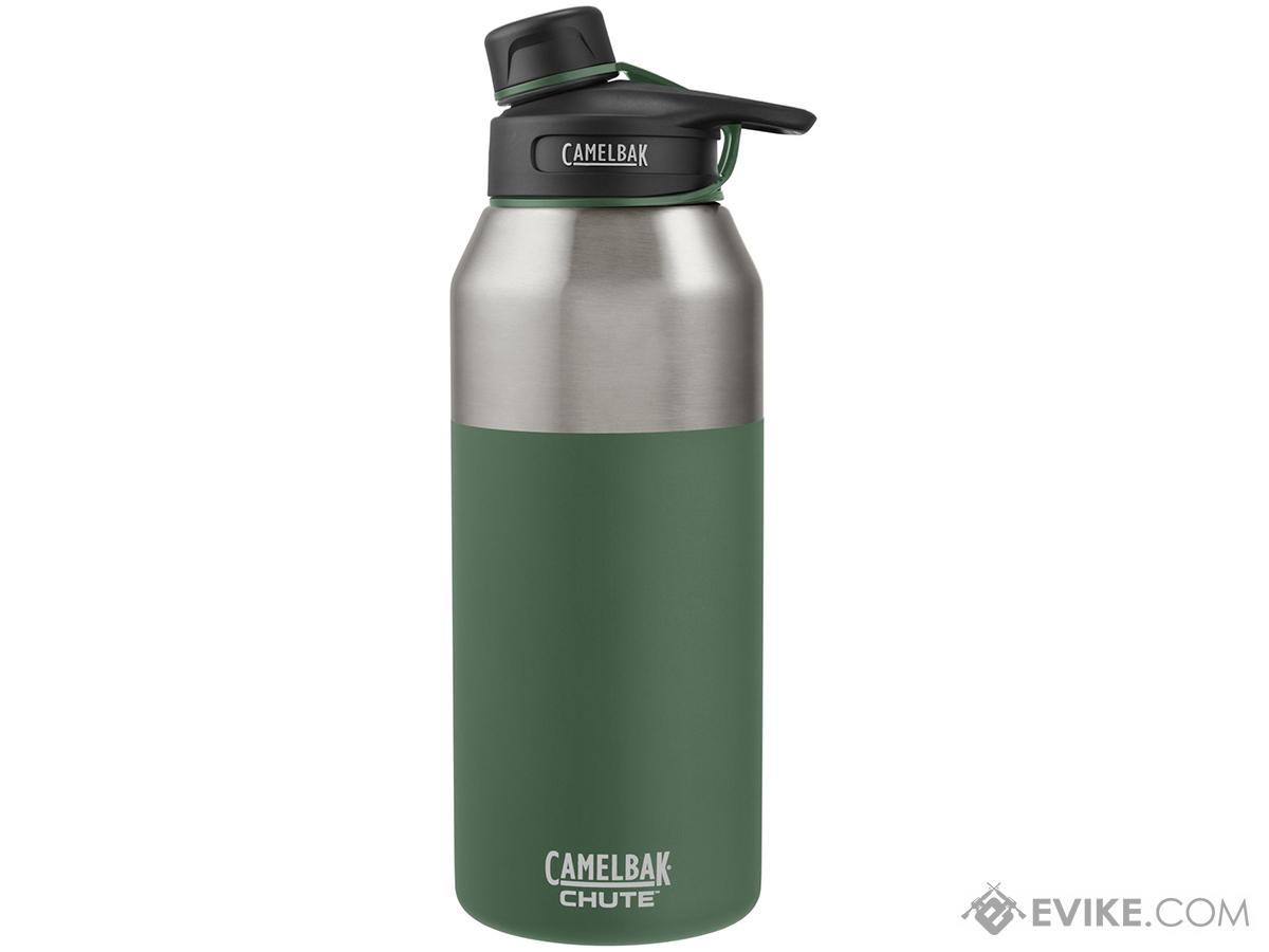 CamelBak® Chute™ Vacuum Insulated Stainless 40oz (Color: Evergreen)