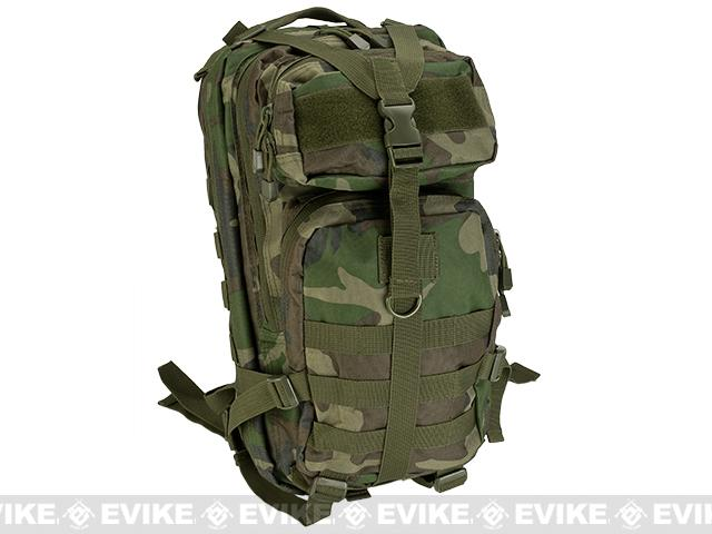 NcStar / VISM Small Backpack - Woodland