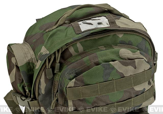 NcStar / VISM Tactical Backpack - Woodland